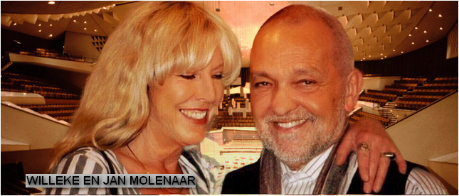 Willeke en Jan Molenaar